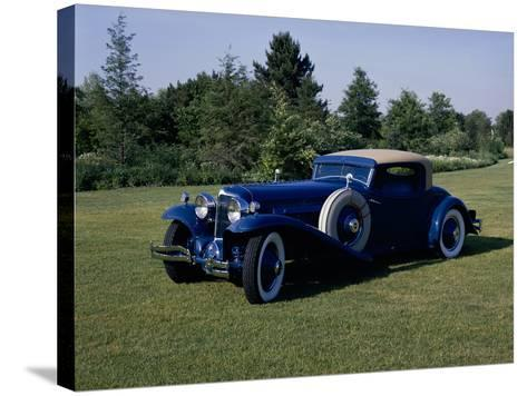A 1930 Cord L29--Stretched Canvas Print