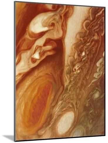 Great Red Spot on Jupiter, 1979--Mounted Giclee Print