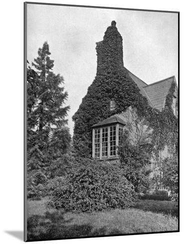 Sir Walter Raleigh's House, Youghal, County Cork, Ireland, 1924-1926- York & Son-Mounted Giclee Print