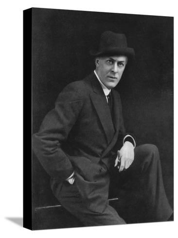Sir George Alexander (1858-191), Theatrical Actor-Manager, 1911-1912-Alfred & Walery Ellis-Stretched Canvas Print