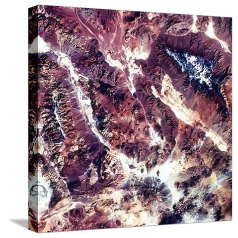 Death Valley, California, USA, 1982-1993--Stretched Canvas Print