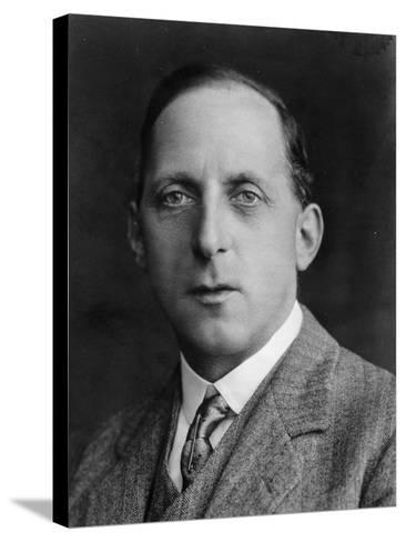 George Lanchester--Stretched Canvas Print