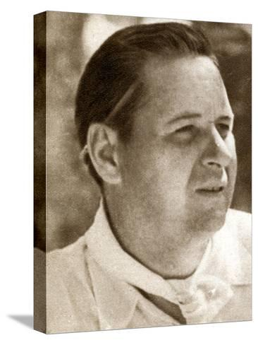 Richard Boleslawski, Polish Film Director and Actor, 1933--Stretched Canvas Print