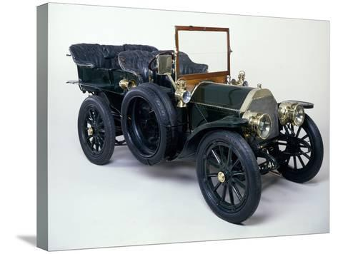 A 1903 Mercedes 60Hp--Stretched Canvas Print