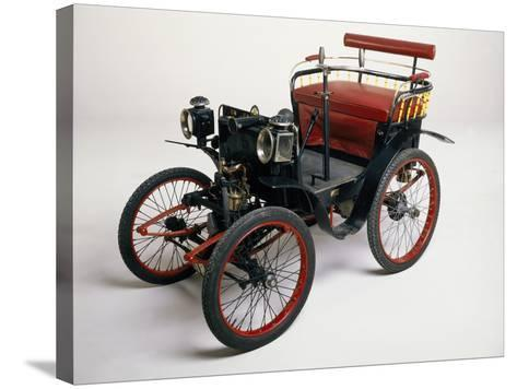 An 1899 Renault 1.75Hp--Stretched Canvas Print