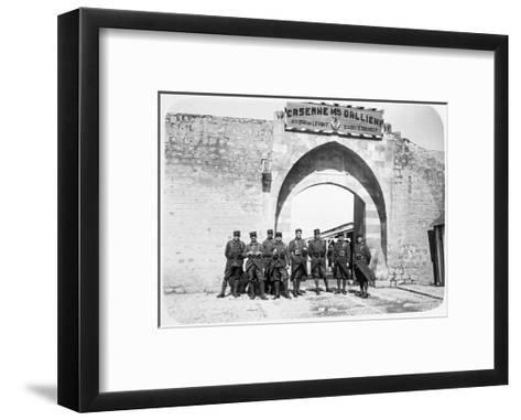 The French Foreign Legion, Syria, 20th Century--Framed Art Print