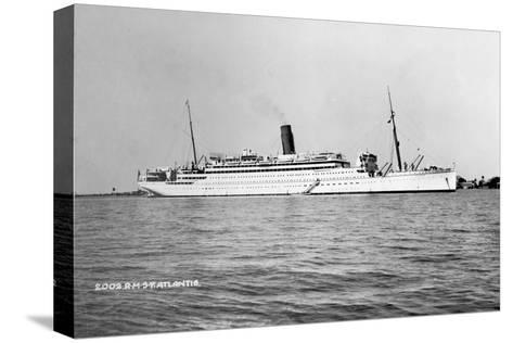 RMS Atlantis, C1929-C1952--Stretched Canvas Print
