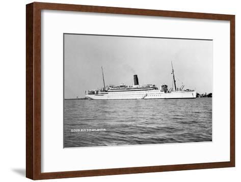 RMS Atlantis, C1929-C1952--Framed Art Print