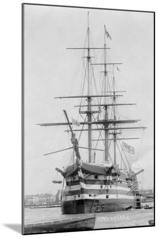 HMS Victory, Portsmouth, Hampshire, 20th Century--Mounted Giclee Print