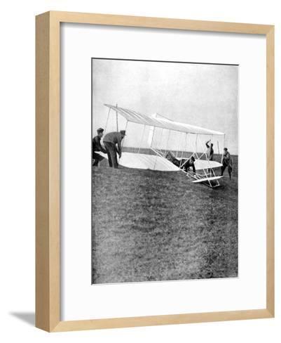 Archdeacon Aeroplane, 1904--Framed Art Print