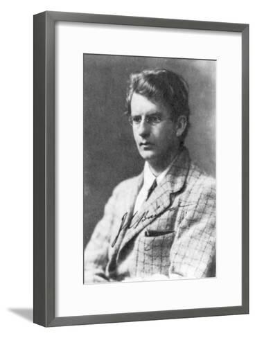 John Logie Baird (1888-194), Scottish Electrical Engineer and Pioneer of Television, 1920S--Framed Art Print