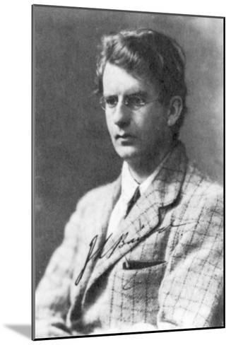 John Logie Baird (1888-194), Scottish Electrical Engineer and Pioneer of Television, 1920S--Mounted Giclee Print