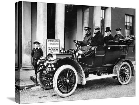 1907 Argyll Car, (C1907)--Stretched Canvas Print