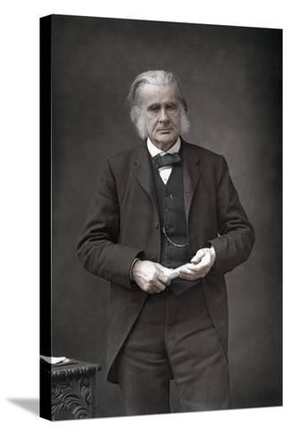Thomas Henry Huxley (1825-189), English Biologist, 1890-W&d Downey-Stretched Canvas Print