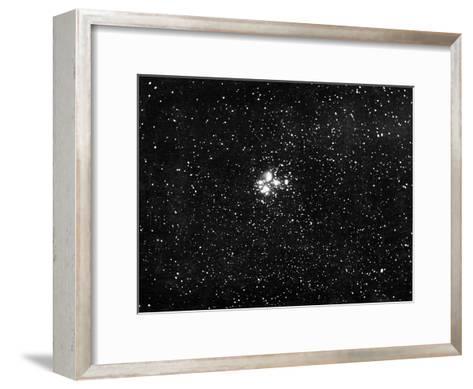 Constellation of the Pleiades (Seven Sister), C1890--Framed Art Print