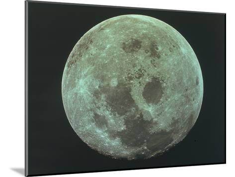 Front Side of the Moon, 22 July 1969--Mounted Giclee Print