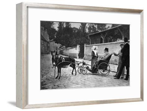 Sully Prudhomme, French Poet, 1905--Framed Art Print
