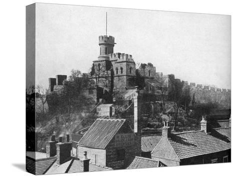 Lincoln Castle, Lincolnshire, 1924-1926--Stretched Canvas Print