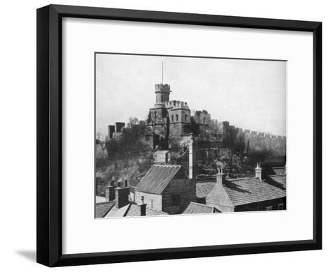 Lincoln Castle, Lincolnshire, 1924-1926--Framed Art Print