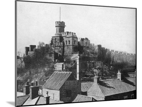 Lincoln Castle, Lincolnshire, 1924-1926--Mounted Giclee Print
