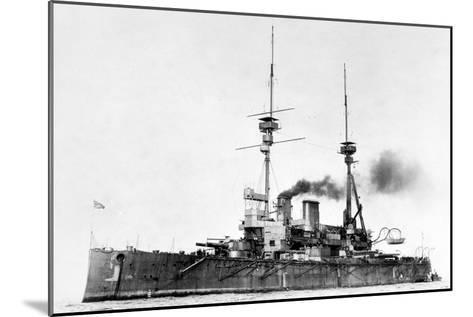HMS Lord Nelson, C1908-1920--Mounted Giclee Print