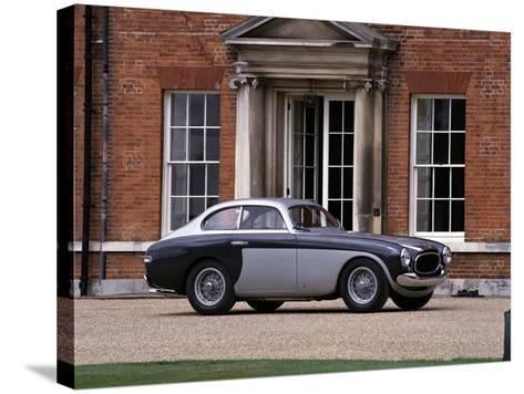 1951 Ferrari 195 Inter Vignale--Stretched Canvas Print