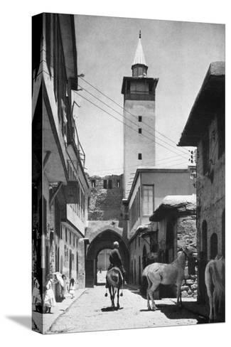 Damascus, Syria, 1926--Stretched Canvas Print