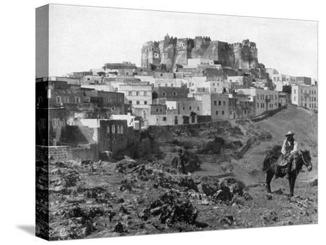 Patmos, Greece, 1926--Stretched Canvas Print