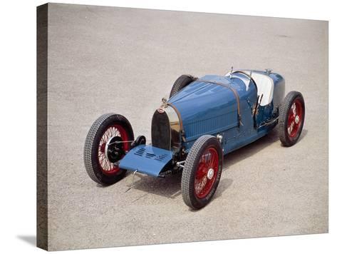 A 1924 Bugatti Type 35--Stretched Canvas Print