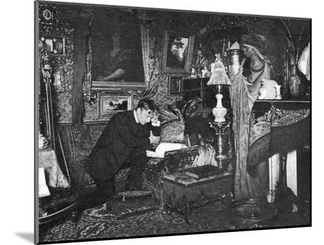 Jean Mounet-Sully, French Actor, 1910--Mounted Giclee Print