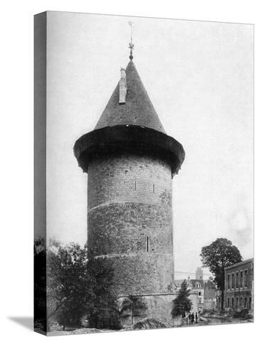 Joan of Arc's Tower, Rouen, France, C1920--Stretched Canvas Print