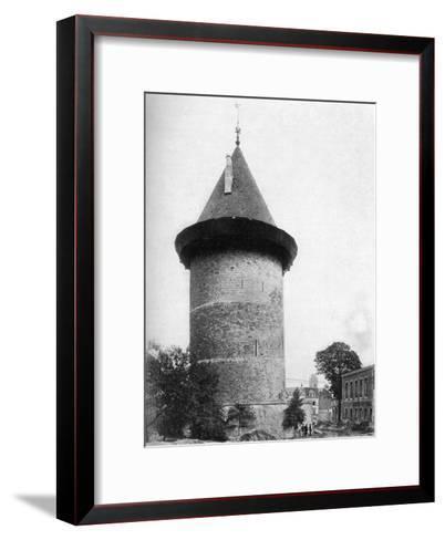 Joan of Arc's Tower, Rouen, France, C1920--Framed Art Print