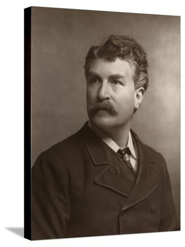Henry Gartside Neville, British Actor, 1884--Stretched Canvas Print
