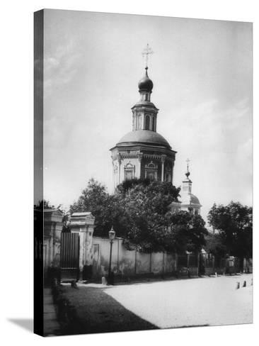 Church of the Life-Giving Trinity, Khokhlovka, Moscow, Russia, 1881- Scherer Nabholz & Co-Stretched Canvas Print