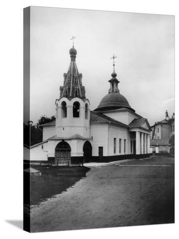 Church of the Descent of the Holy Spirit, Prechistenka, Moscow, Russia, 1881- Scherer Nabholz & Co-Stretched Canvas Print