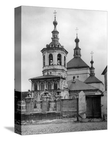 Church of the Assumption of the Most Holy Theotokos, Moscow, Russia, 1882- Scherer Nabholz & Co-Stretched Canvas Print