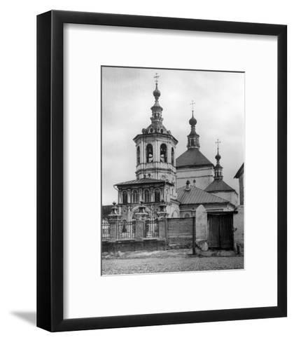 Church of the Assumption of the Most Holy Theotokos, Moscow, Russia, 1882- Scherer Nabholz & Co-Framed Art Print
