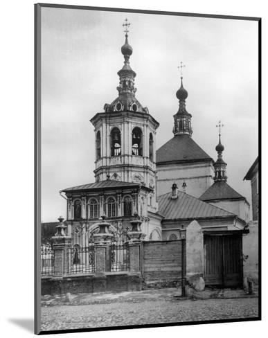 Church of the Assumption of the Most Holy Theotokos, Moscow, Russia, 1882- Scherer Nabholz & Co-Mounted Giclee Print