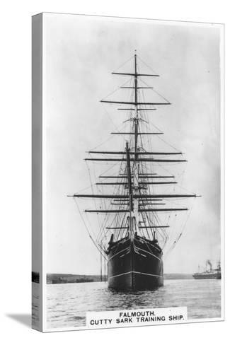 Cutty Sark, Falmouth, 1936--Stretched Canvas Print