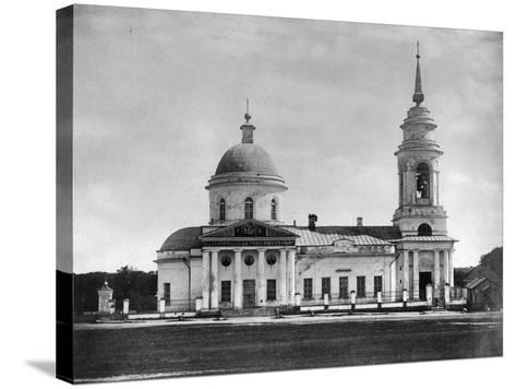 Church of the Holy Fathers of the Seventh Ecumenical Council, Moscow, Russia, 1882- Scherer Nabholz & Co-Stretched Canvas Print