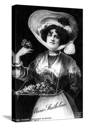 Marie Studholme (1875-193), English Actress, 1906--Stretched Canvas Print