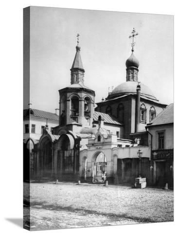 Church of St George the Victorious, Old Luchniki, Moscow, USSR, 1881- Scherer Nabholz & Co-Stretched Canvas Print