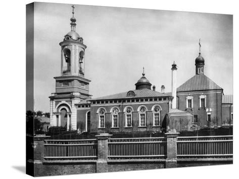 Church of Saint John the Forerunner, Presnya, Moscow, Russia, 1881- Scherer Nabholz & Co-Stretched Canvas Print