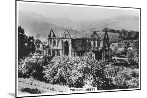 Tintern Abbey, Monmouthshire, Wales, 1937--Mounted Giclee Print