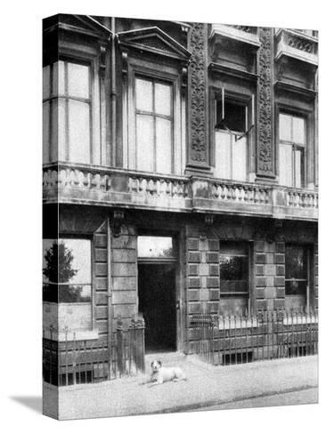 The Savage Club, Adelphi Terrace, London, 1926-1927- Joel-Stretched Canvas Print