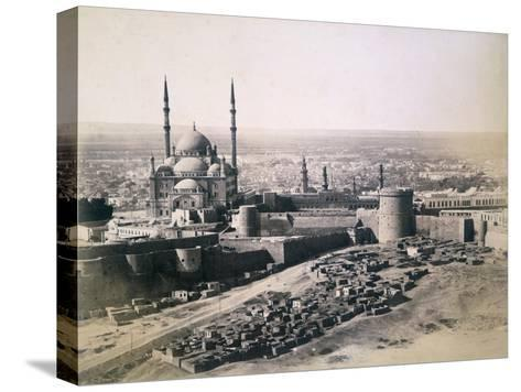 Cairo, 1878--Stretched Canvas Print