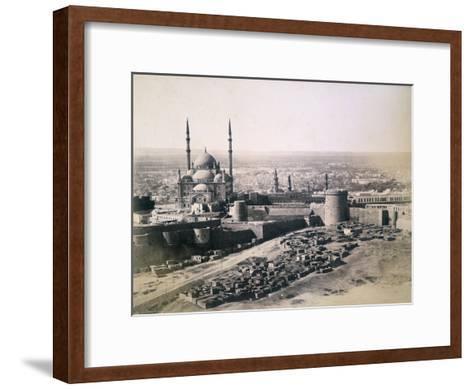 Cairo, 1878--Framed Art Print