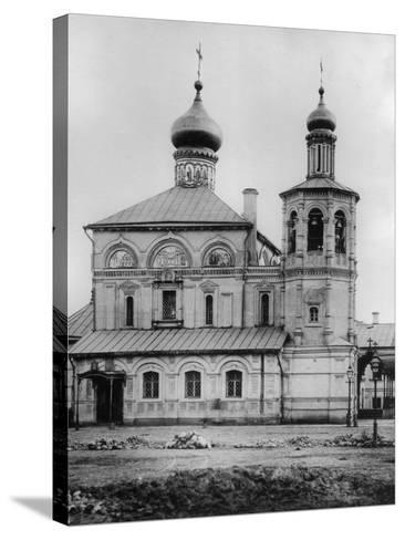 Church of All Saints, Kulishki, Moscow, Russia, 1881- Scherer Nabholz & Co-Stretched Canvas Print