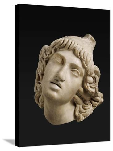 Penthesilea, Amazonian Queen, Ca 160 Bc--Stretched Canvas Print