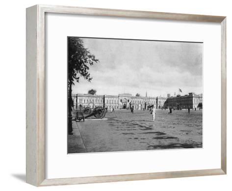 Abdeen Palace, Cairo, Egypt, C1920S--Framed Art Print